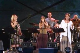 Jitka Šuranská & Irén Lovász & Michal Elia Kamal: Three Voices