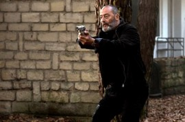 Ruthless. Jean Reno is back in action.