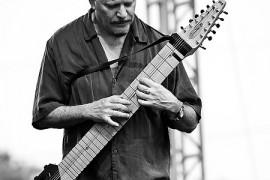 Guitar Across Styles festival will start on Chapman Stick virtuoso Steve Adelson