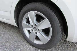 Prices winter tires this year, falling slightly