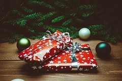 Returning Christmas presents - how?