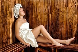 Sauna: protect the heart and prolongs life