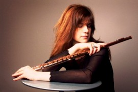 Brno Philharmonic Orchestra will accompany Sharon ran the golden flute