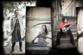 Homage to Prague. FotoSoirée Alena Hrbkova in Rokoko