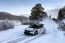 Skoda Motorsport, after eleven years in the World Rally Championship in Sweden