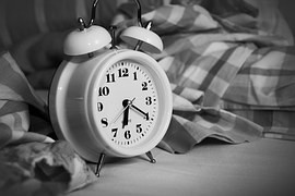 We'll get up an hour earlier. Change the time of tormented children and parents