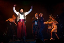 A documentary about the Theatre Cellar uncovers the roots of many personalities of Czech culture