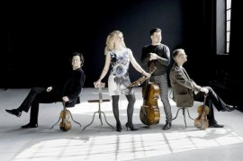 Concentus: Pavel Haas Quartet and Magdalen leather with Ondrej Havelka