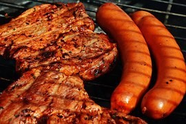 Fear of meat or sausages can for cancer?