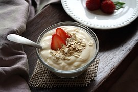 Milk and dairy products benefit the skin and hair, especially during the summer
