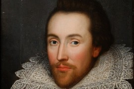 Jan Triska Shakespeare honors at Prague Castle