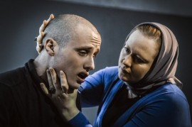 Festival THEATRE will present its production environment of Russian teenagers and illegal prostituti