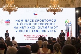 Ria to go at least 105 Czech athletes nomination approved