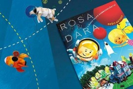 Rosa & Dara won the main prize at the prestigious Festival of Animated Films in Seoul