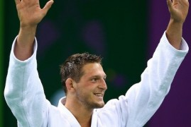 Olympic Games Rio 2016: bearer for the Czech team will Judoka Luke Krpálek