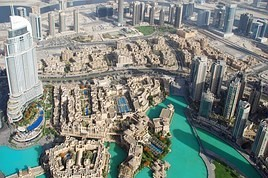 United Arab Emirates - luxury, rich underwater world and endless sandy beaches