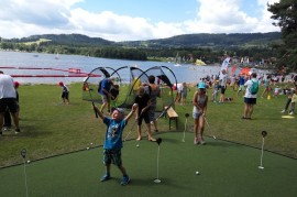 Let the children get fat! They sent word from the Olympic Park in Lipno sports federations