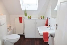 4 + 1 tip for small bathrooms