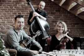 Jitka Šuranská Trio new album about desire and its many forms