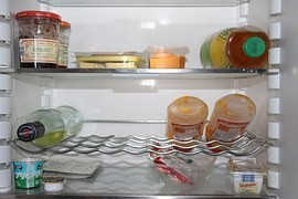 Errors in food storage