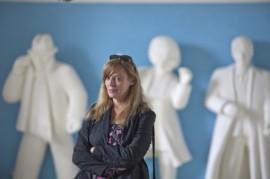 Obsession Erika Bornova in Špála Gallery