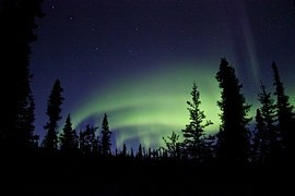 Where to go for auroras, or the spectacle not only for romantics