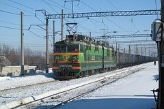 Trans-Siberian adventure or on rails