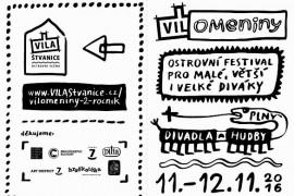 VILOmeniny: The Štvanici will be a big circus!