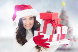 11 years of Christmas gifts for free