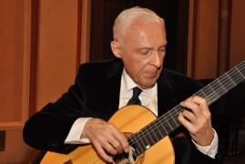 Saturday will perform at the Rudolfinum legendary guitarist Jirmal