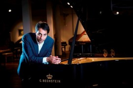 Ashkar Saleem give another concert from the cycle of Beethoven piano sonatas