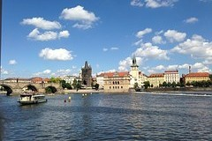 Prague and climate change: Problem will be local floods and hot summers