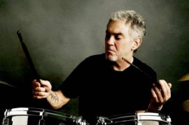 Amphibian Steve Gadd on drums will play at the Brno Jazzfest