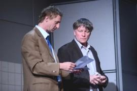 Comedy Who's the director? celebrates in Švandovo theater world record - 300 performances!