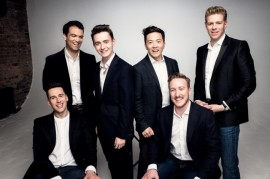 Vocal Event in Prague: Workshop with The King's Singers