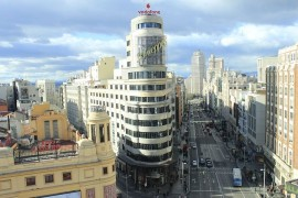 Madrid wants to expel from their city cars