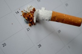 Smoking is disease, attach against an effective treatment!