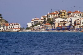Czech tourists return to Kos. Interest rises less well known Greek islands