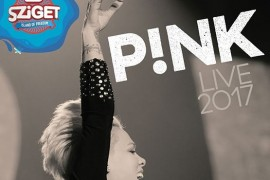 P! NK and the Sziget!