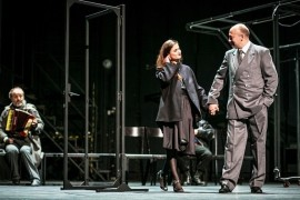 Money. Playing a desire for happiness in Švandovo theater