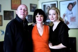 New Game Natalie Kocábová Švandovo theater inspired family