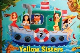 The Yellow Sisters have a second Zéřinec on the children's day