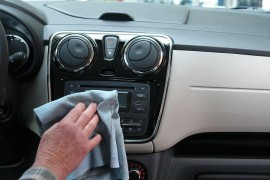 How to clean your car interior step by step