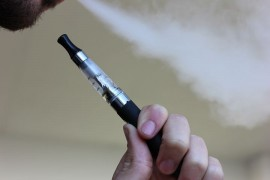 Are e-cigarettes really healthier?