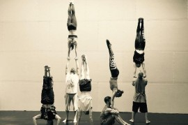 Summer Summer will experience KOLAPS. Losers Cirque Company with premieres