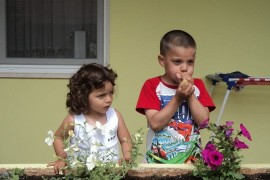 SOS children's villages helped more than a thousand children in the first half of the year