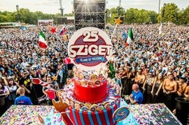 Sziget enters the 25th year into a new era of his existence