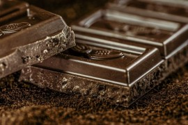 Choosing a bitter chocolate may be a problem for an allergy or vegan