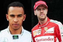 Vettel vs Hamilton: hard to find different