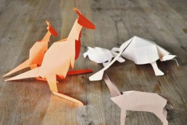 September Strings for Children: colorful spells with voice, origami and paper